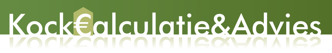 Kock Calculatie – Calculatiebureau